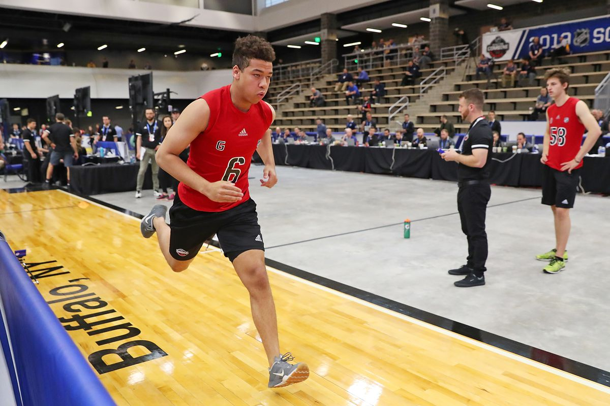 2019 NHL Scouting Combine