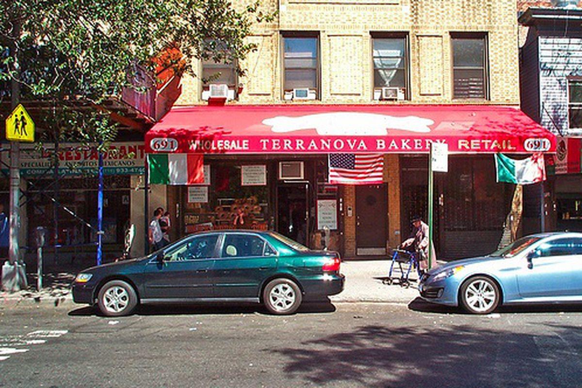 Terranova Bakery, Arthur Avenue, Bronx