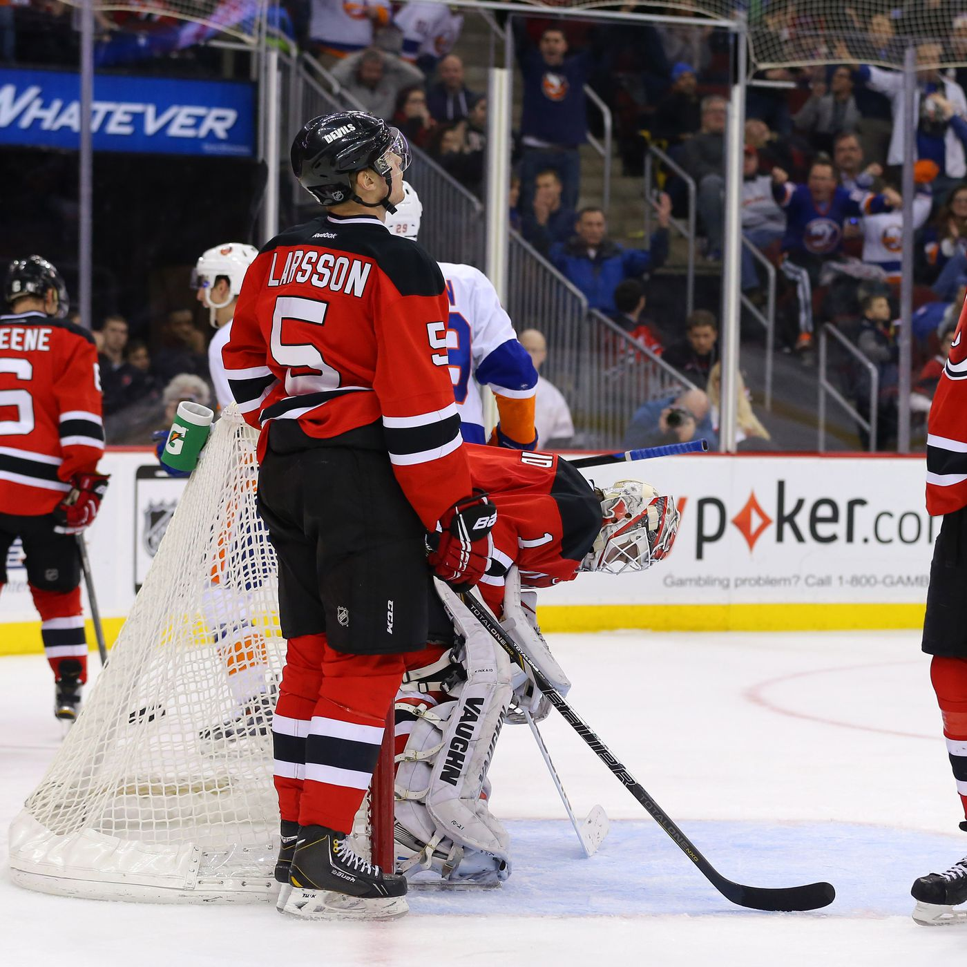 5a7368cf7 New Jersey Devils vs. New York Islanders  Game Preview  72 - All About The  Jersey