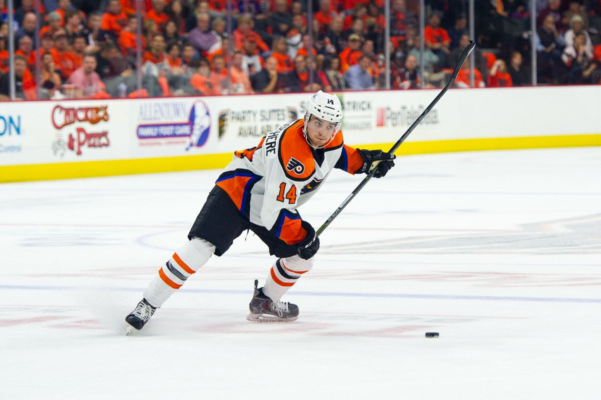 new product d3e9e 08601 Flyers call up Taylor Leier, Shayne Gostisbehere, activate ...