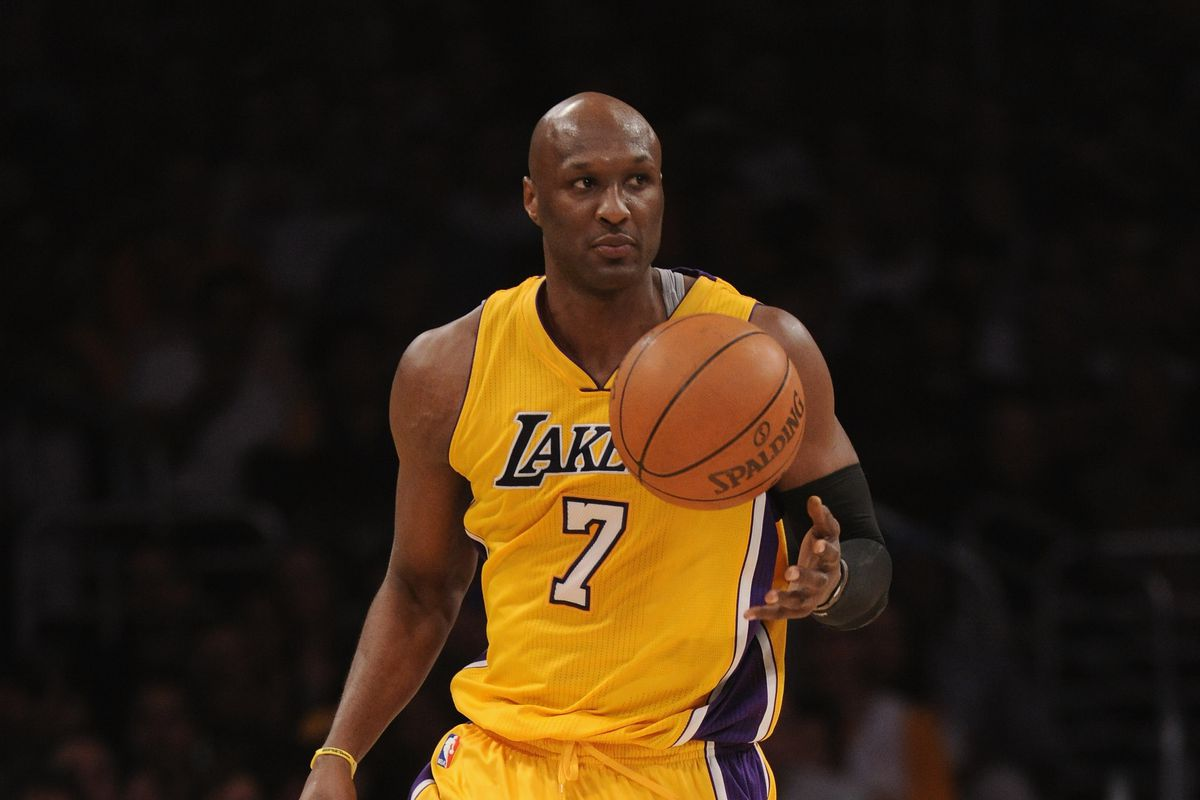 Lakers News Lamar Odom reportedly discussed player development