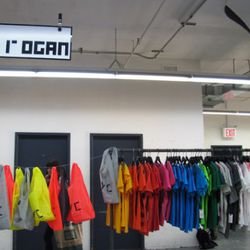The Rogan section