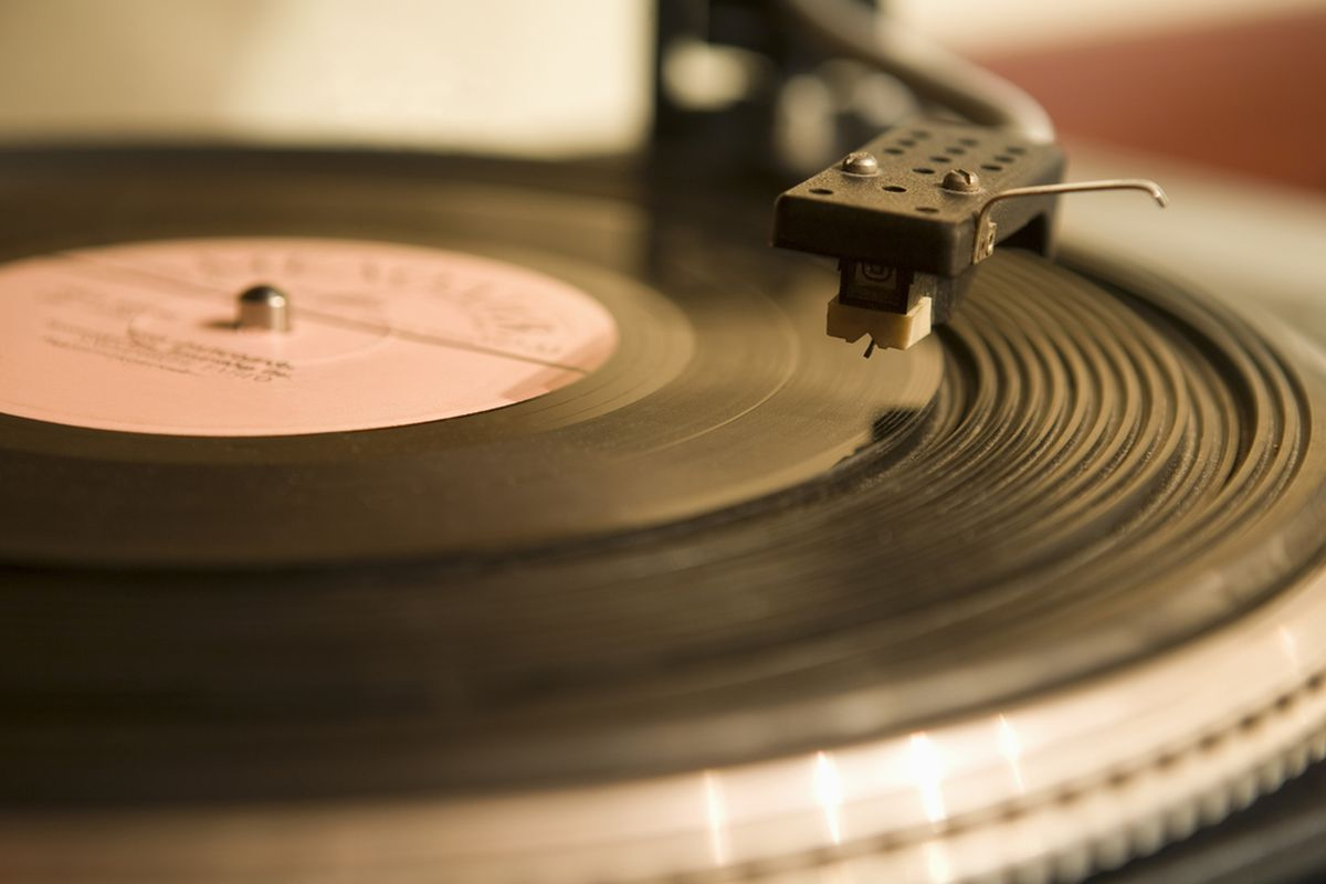 Meet The Man Who Would Own All The Vinyl Records In The