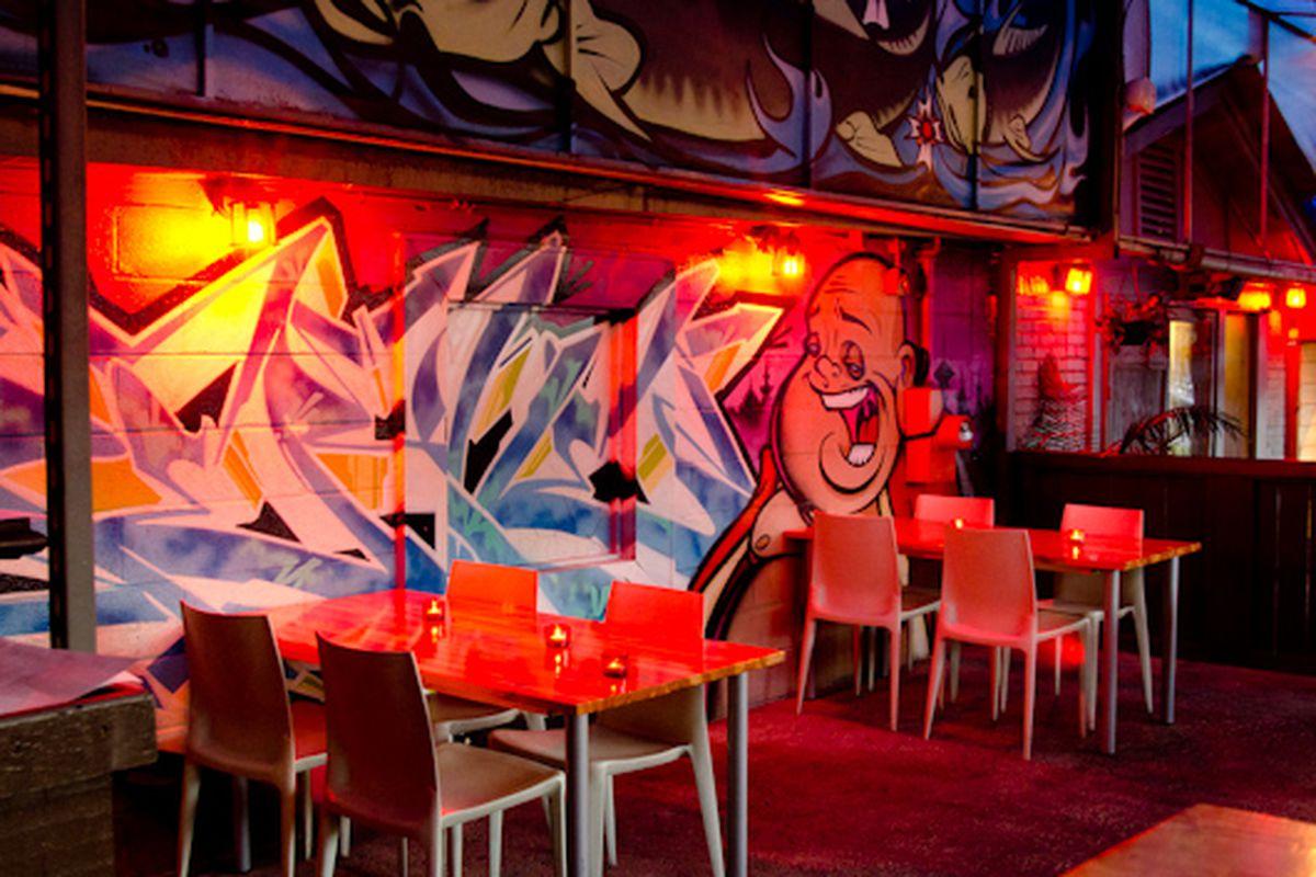 Octopus Bar.