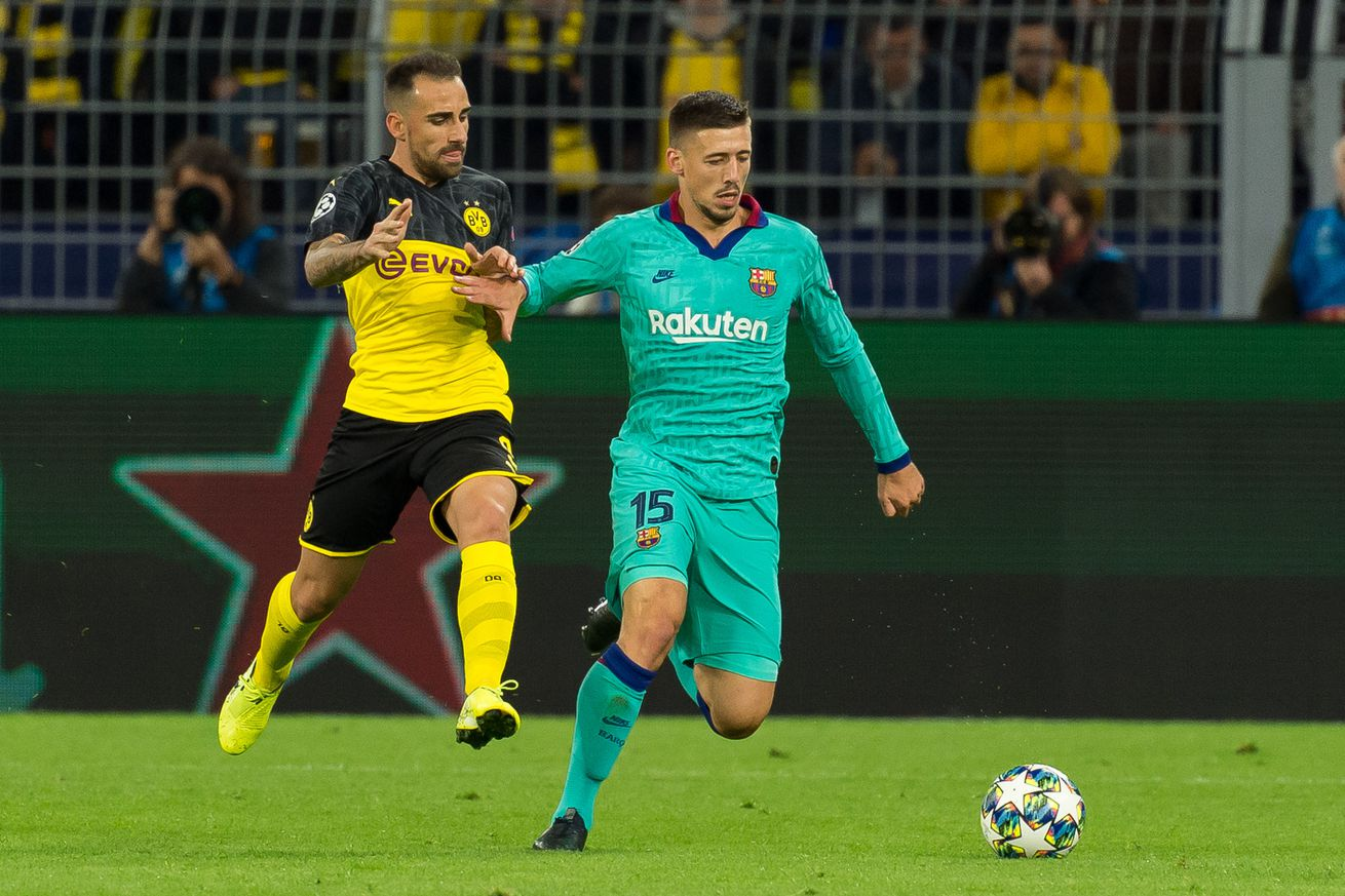 The Good, The Bad, and the Ugly from Borussia Dortmund vs FC Barcelona