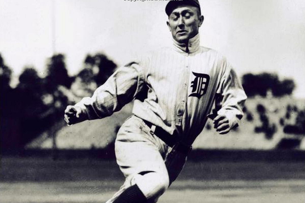 Bad Boy of Baseball Ty Cobb