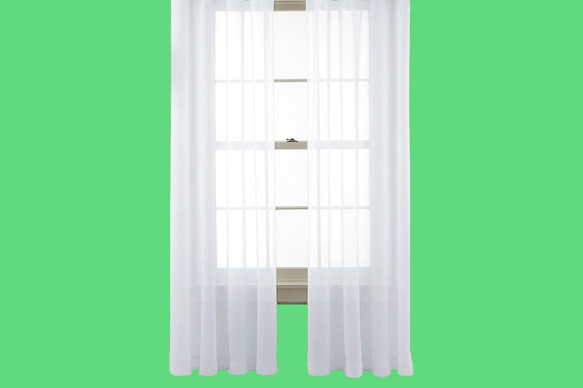 These Sheer Curtains Changed My Life Curbed