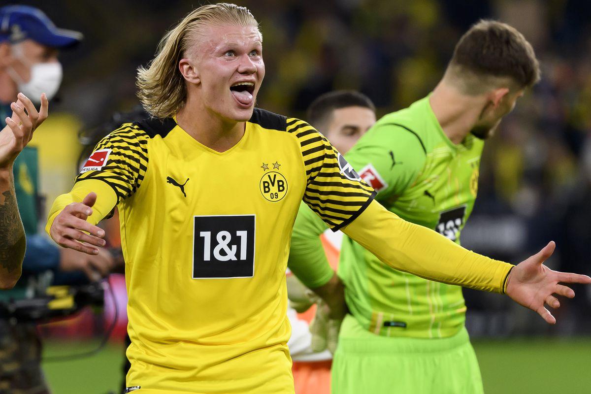 Erling Haaland - Borussia Dortmund - Champions League