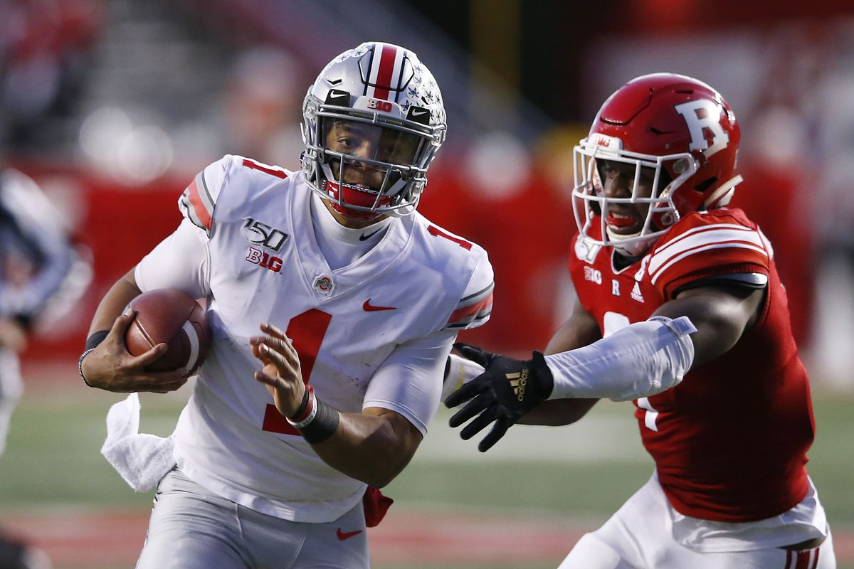 Examining Ohio State S Playoff Title Probability Advanced