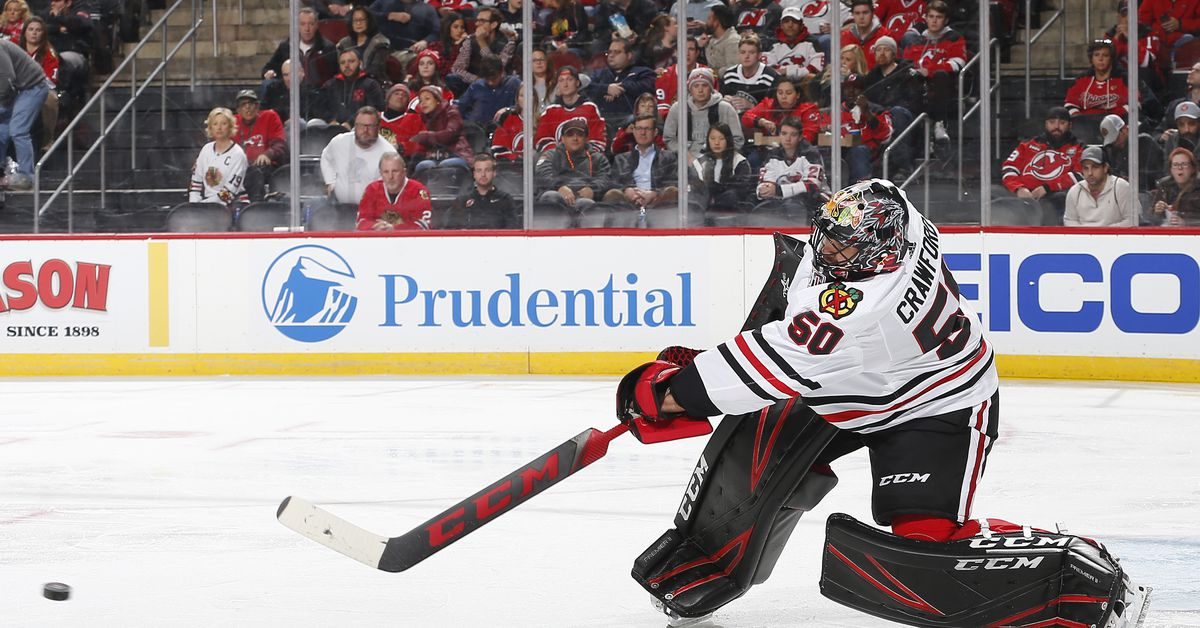 AAtJ Devils Mailbag: Corey Crawford Bails, Ty Smith Arrives, and Corner-Turning Abounds