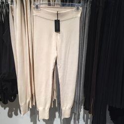 Lounge pants, $50