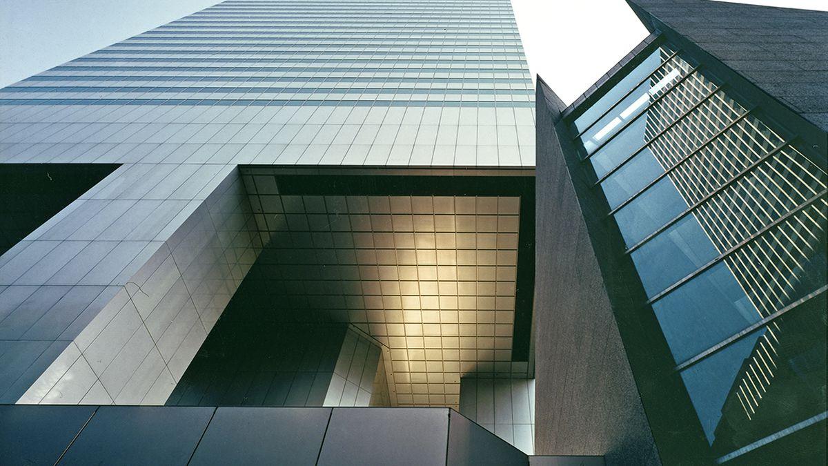 modernism architecture late chorus