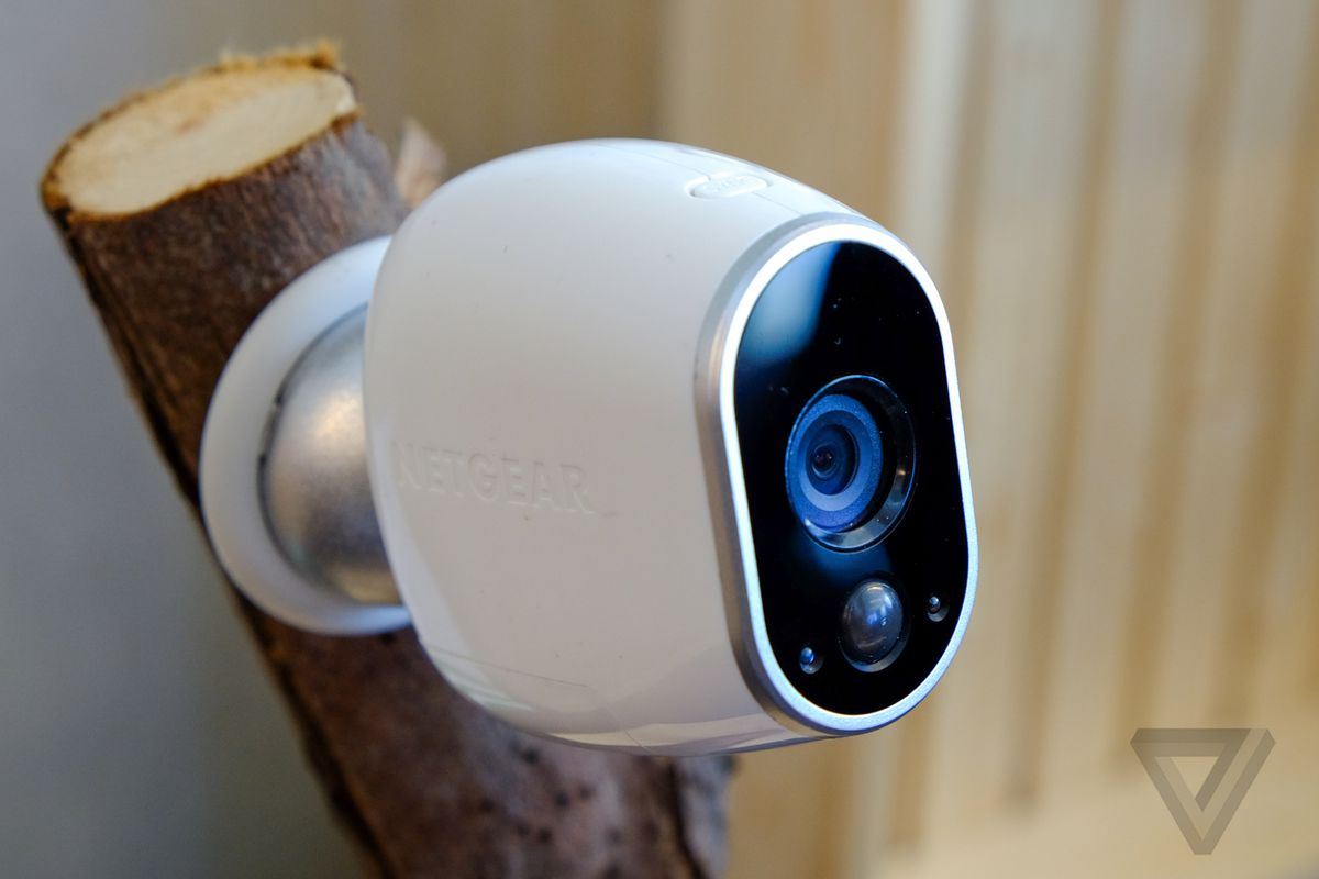 e7ff15df500 Netgear s Arlo is a weatherproof HD camera for keeping tabs on your home