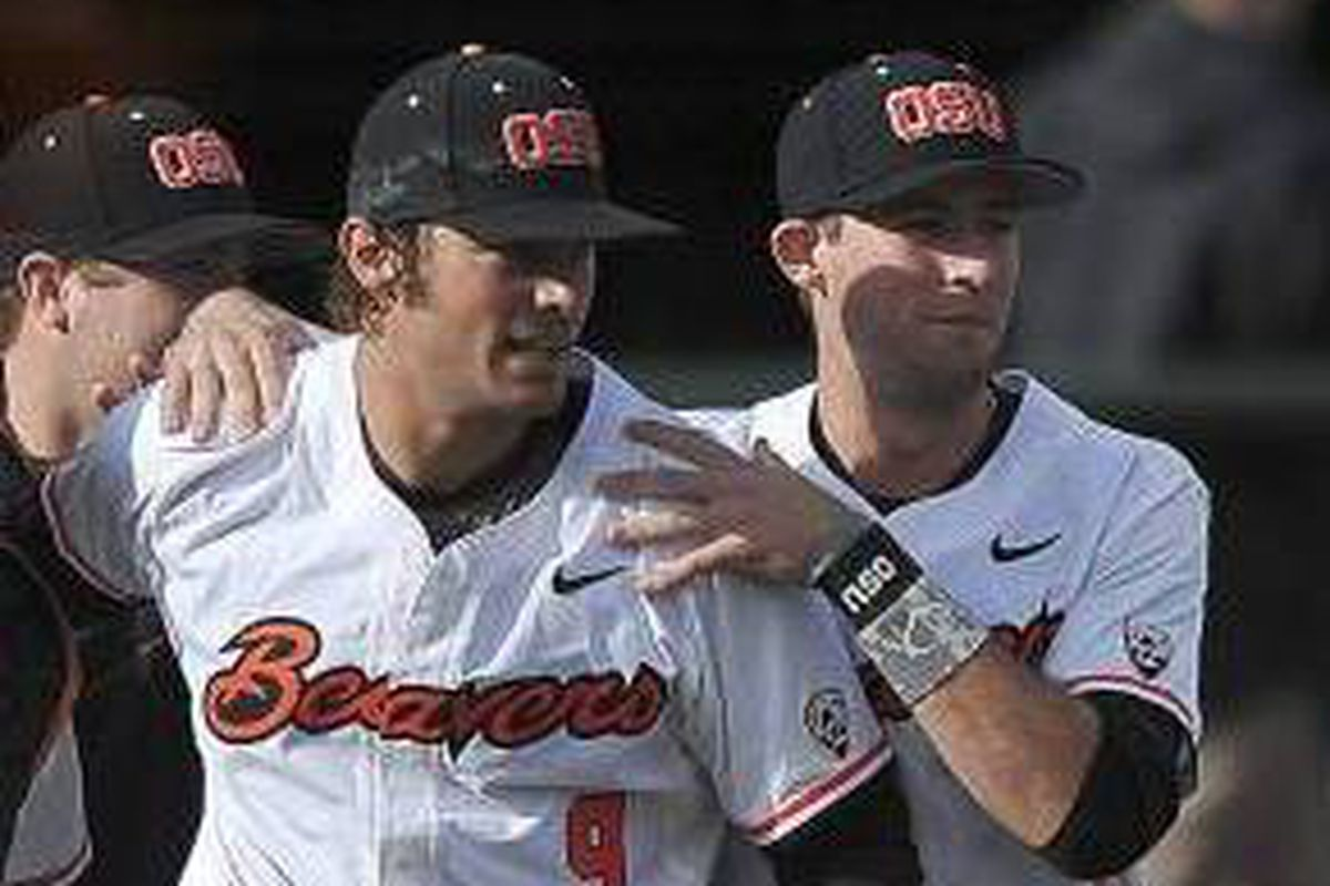 Ben Wetzler will take the mound for Oregon St. today to try to keep the Beavers alive in the NCAA Postseason.