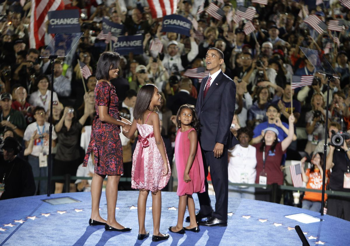 2008 Democratic National Convention: Day 4
