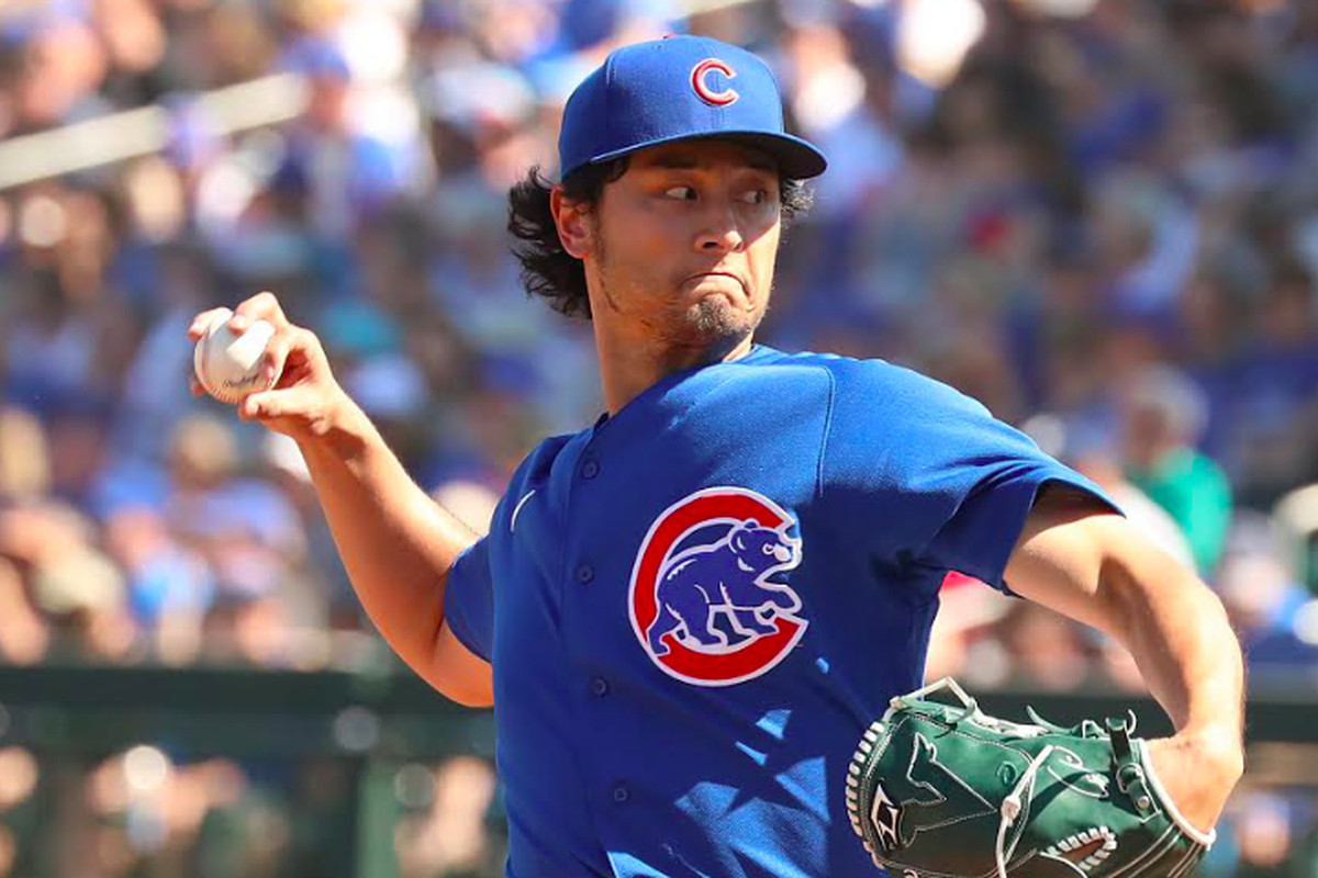 Cubs' Yu Darvish doesn't have flu - Chicago Sun-Times