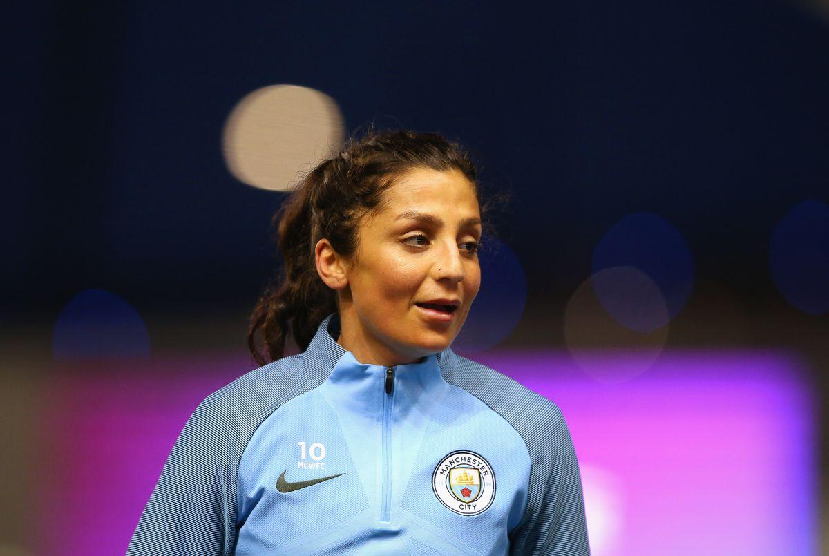 Manchester City Women v Linkoping - UEFA Women's Champions League