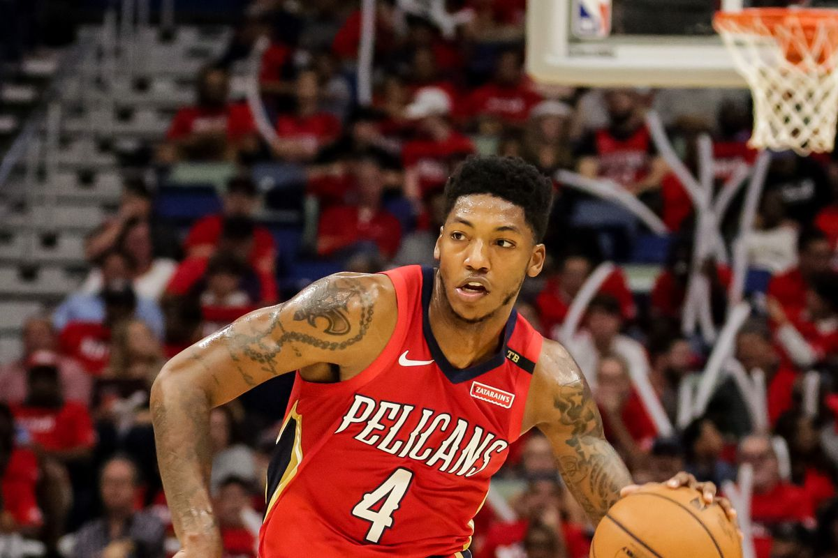 watch a378f 68d86 Game 12: Elfrid Payton and Nikola Mirotic out for New ...