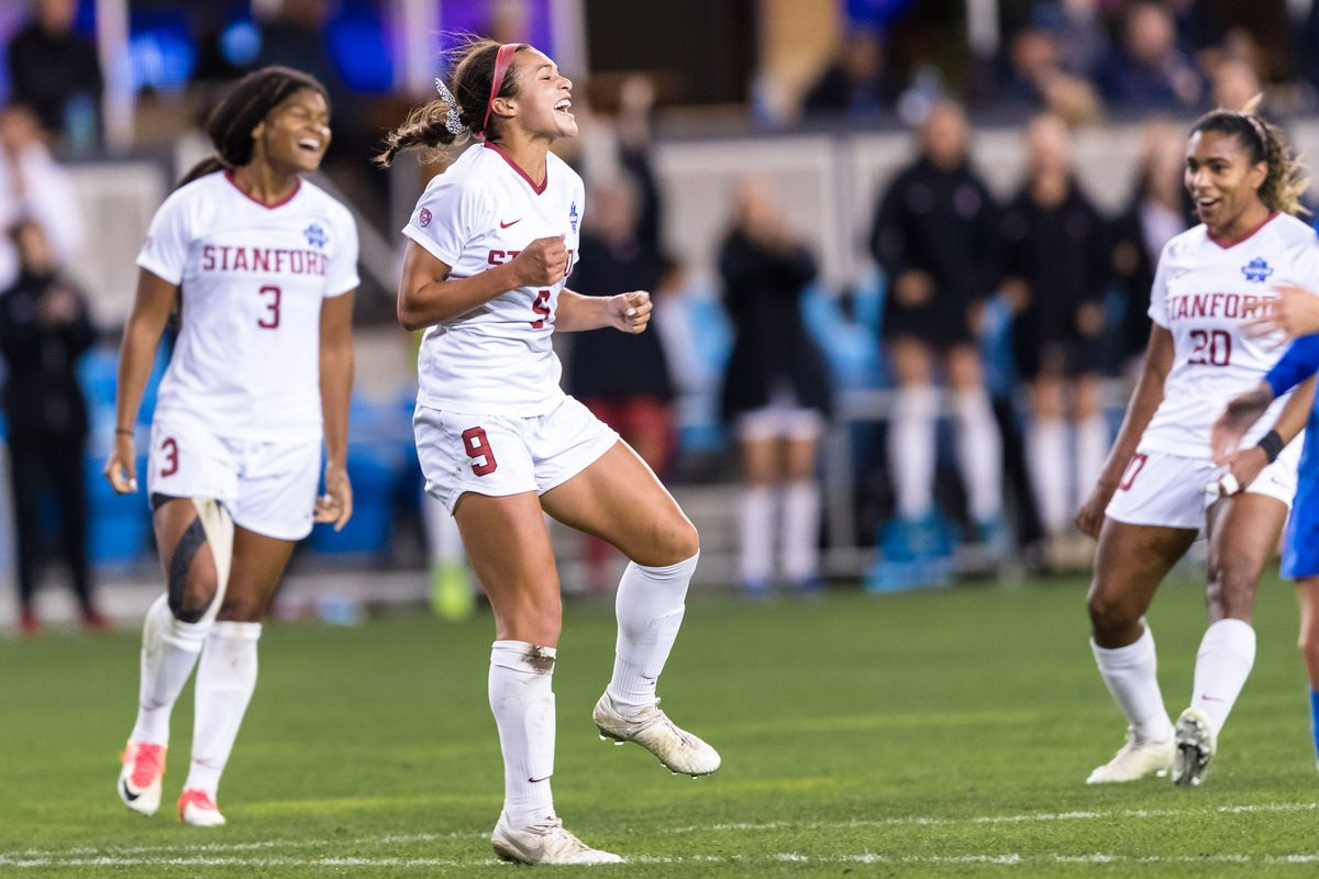 NCAA Womens Soccer: Division I-College Cup-Stanford vs UCLA