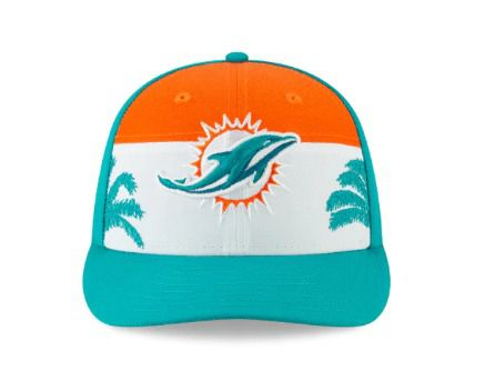 size 40 3e8e4 44581 Dolphins 2019 NFL Draft hats from New Era - The Phinsider