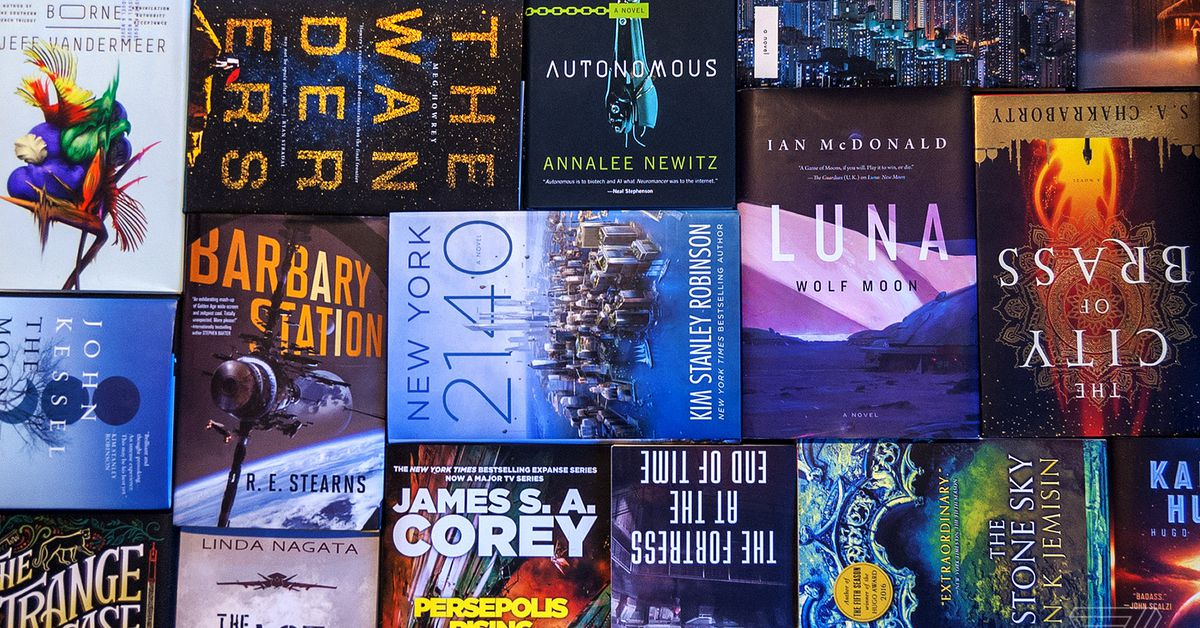 science fiction novel 17 science fiction books that every real sci-fi fan should read.