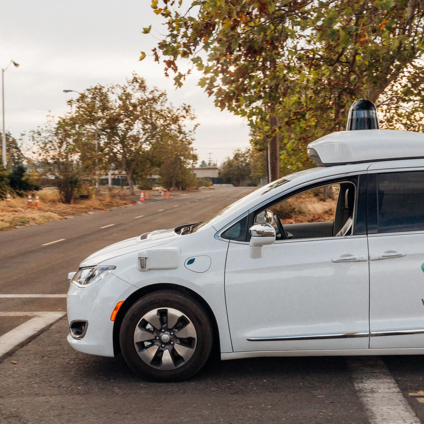 Waymo Is First To Put Fully Self Driving Cars On US Roads Without A Safety Driver
