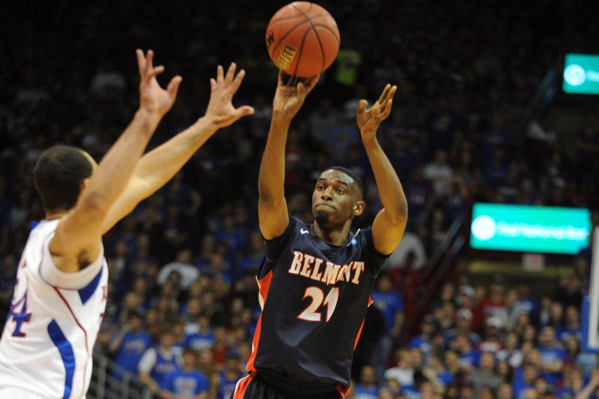 Ian Clark and Belmont are shooting right up the rankings.