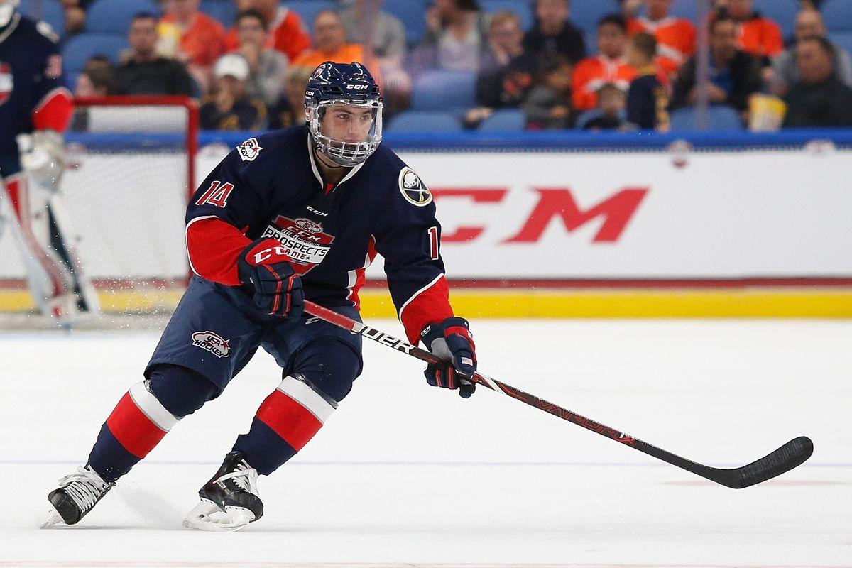 2018 NHL Draft rankings  Looking at the season s biggest risers and fallers fdbdfa1ab