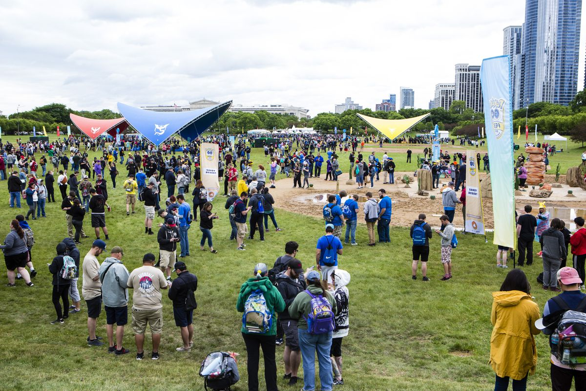 Pokémon Go Fest 2019: Everything you need to know - Chicago Sun-Times