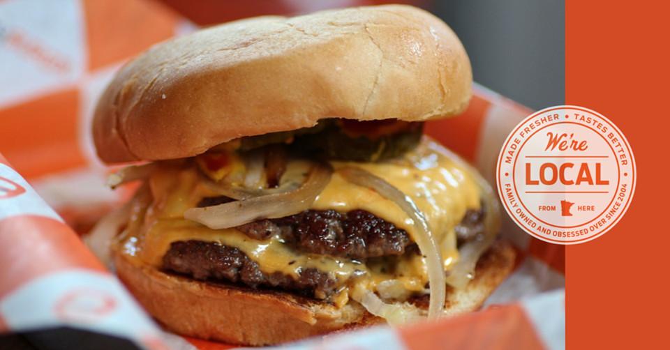 Photo courtesy My Burger