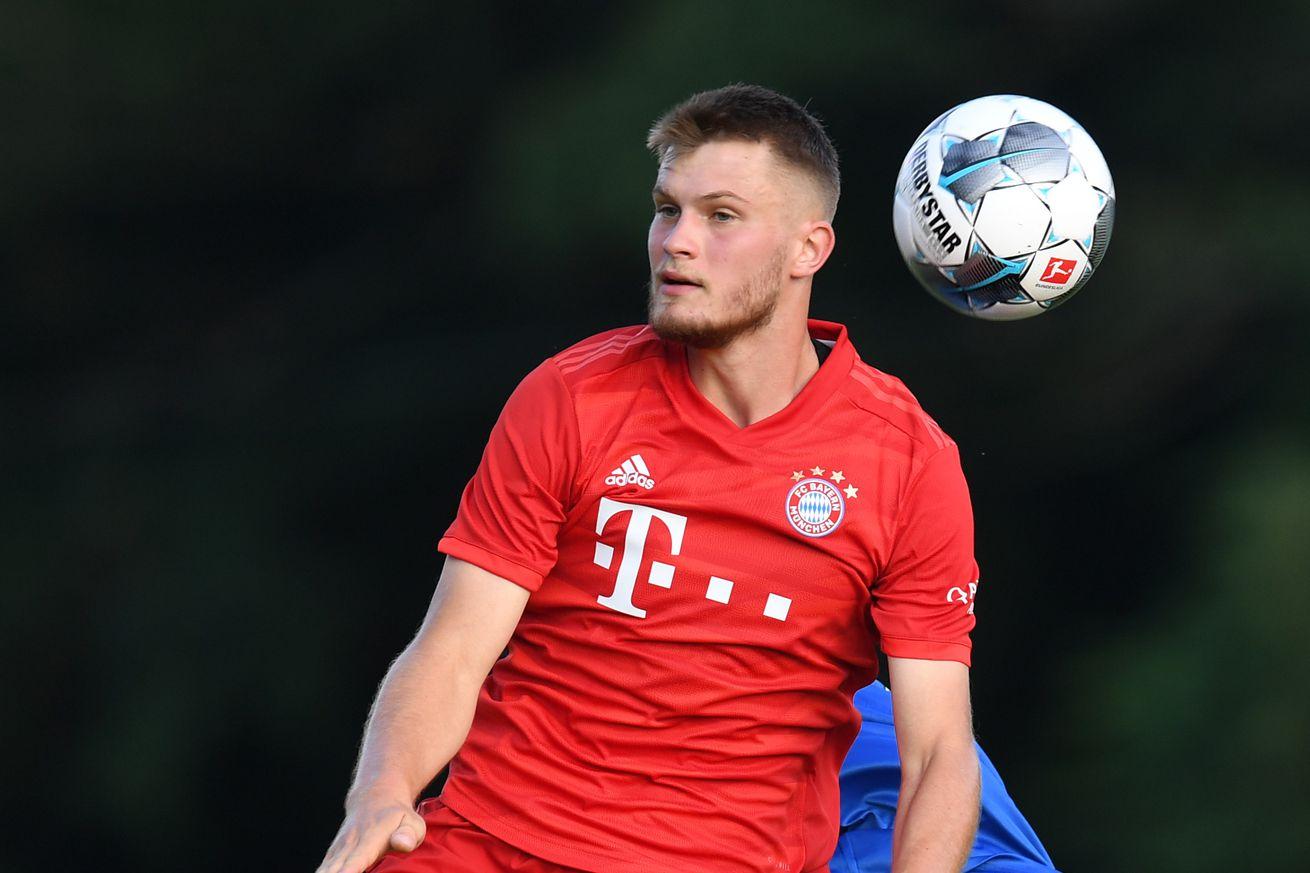 Lukas Mai leads Bayern Munich II to victory