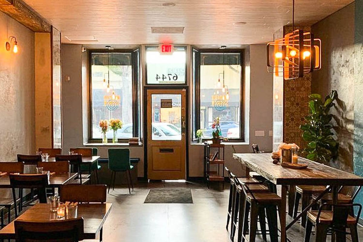 Stylish Vegan Spot Modern Shaman Kitchen Lands in Uptown
