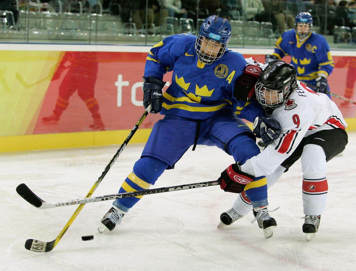 Ice Hockey - Canada v Sweden