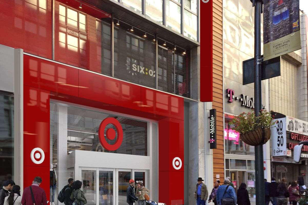 target s next nyc store will open across from macy s in midtown