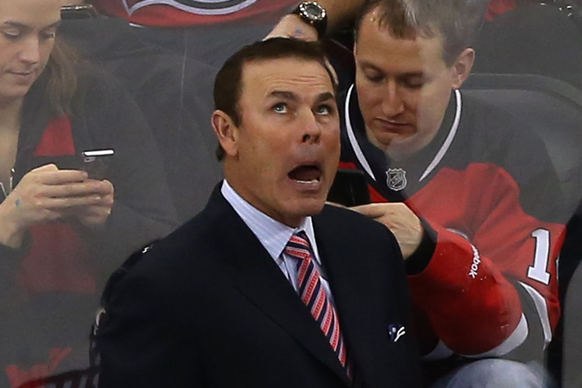 Looking at Some Outside Head Coach Candidates for New Jersey Devils ... 981577691