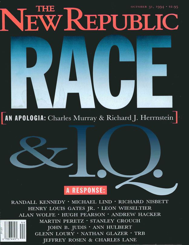 Sam Harris, Charles Murray, and the allure of race science - Vox