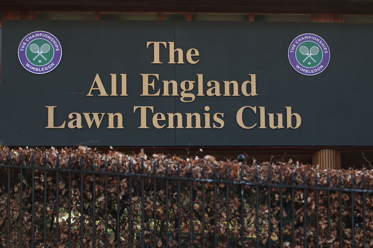 The coronavirus pandemic has force the All England Club to cancel Wimbledon for the first time since World War II.