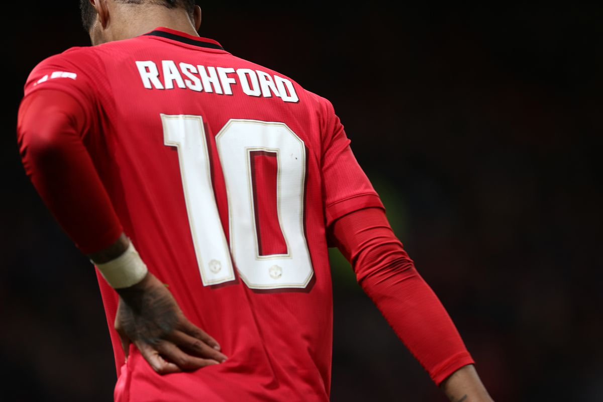 Marcus Rashford Expected To Be Out For Months With Back Injury The Busby Babe