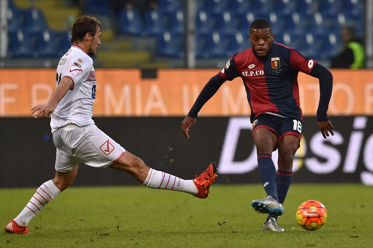 Genoa CFC v Carpi FC - Serie A