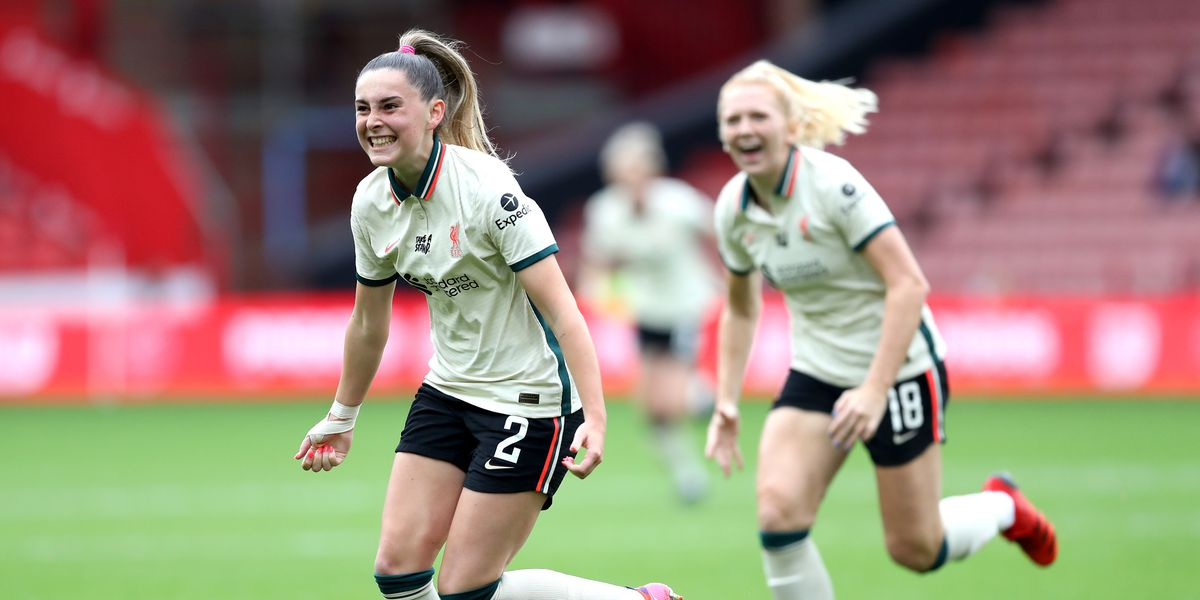 Liverpool FC Women Dominate Sheffield United In 2-0 Victory