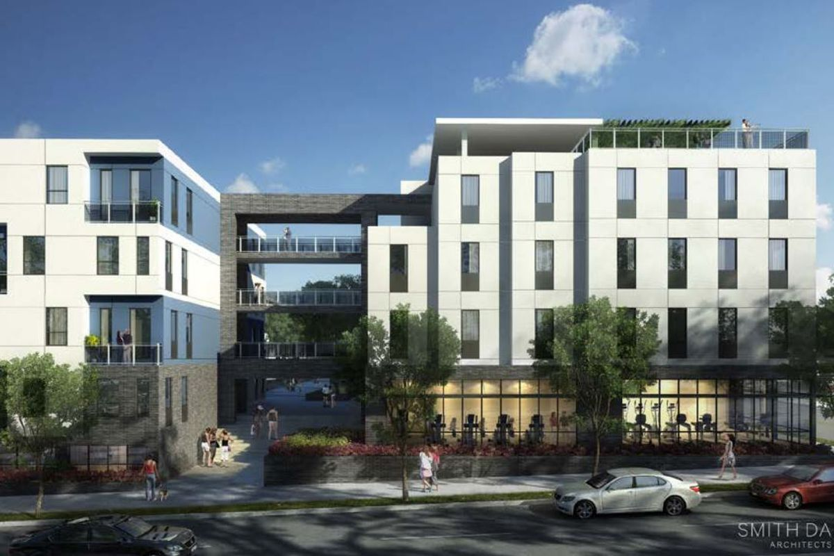 Marta S King Memorial Apartment Project Finally Gets Green Light