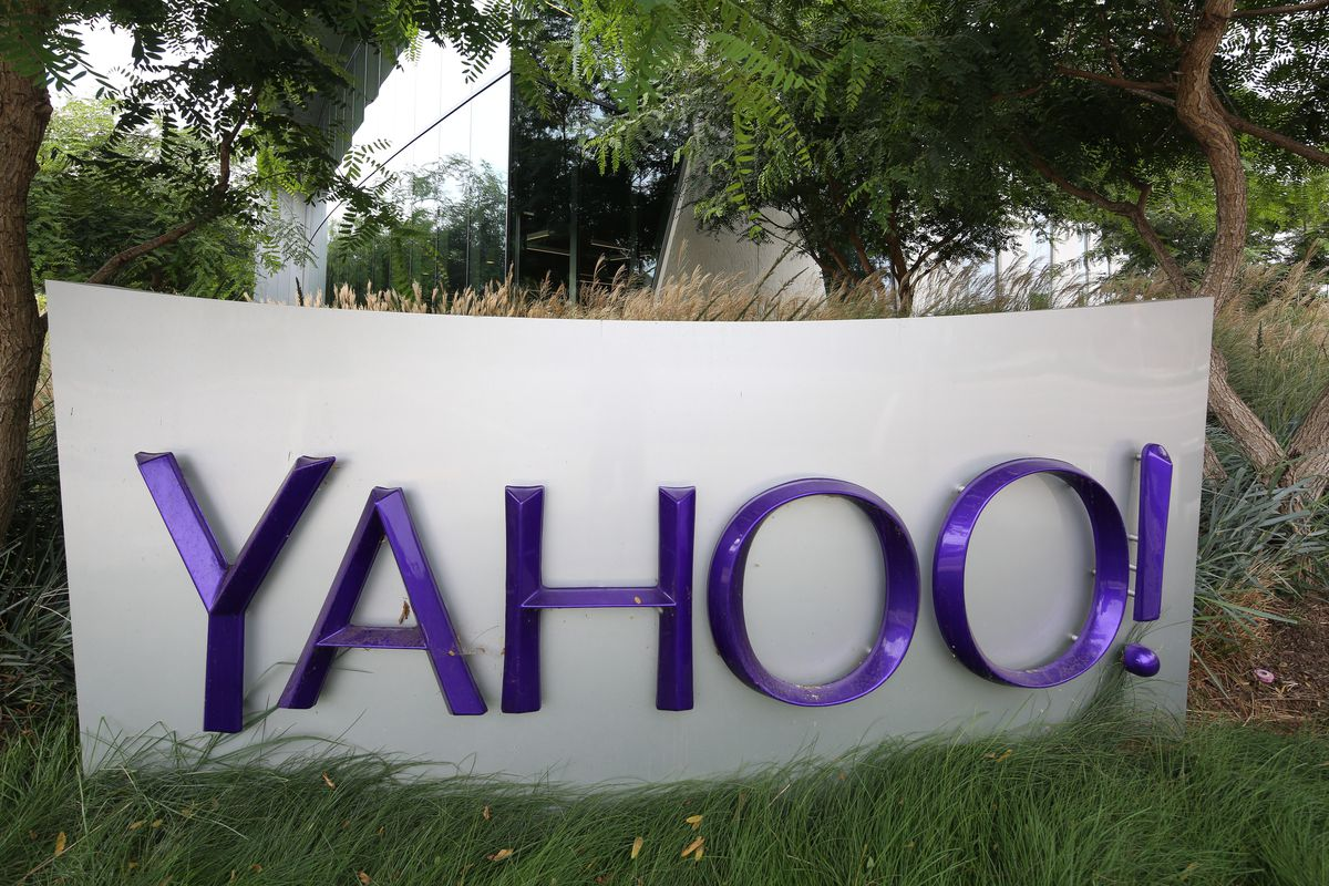 The Los Angeles headquarters of Yahoo on September 4, 2017 in Los Angeles, California. (Photo by FG/Bauer-Griffin/GC Images)
