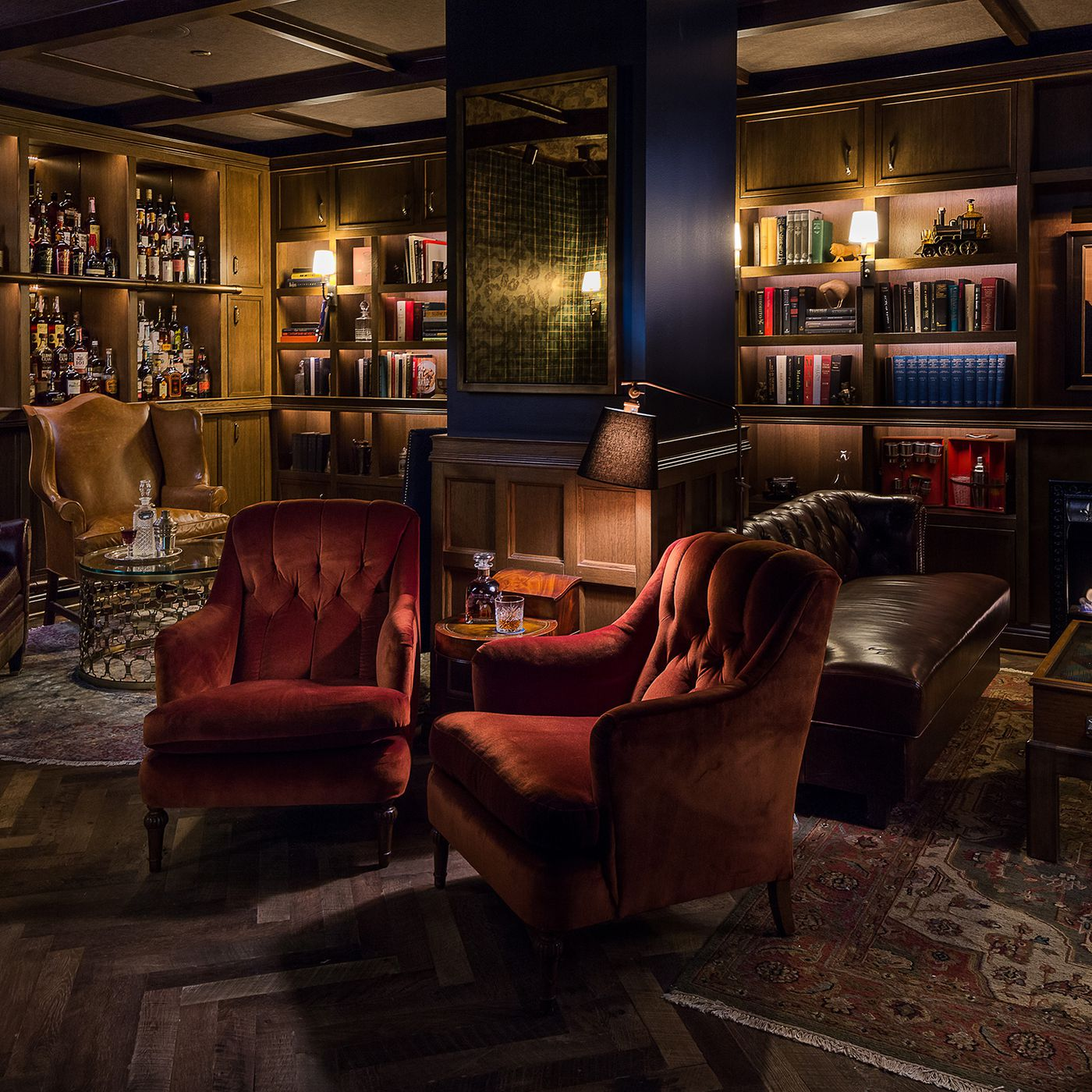 20 Great Chicago Restaurants And Bars With Fireplaces Eater Chicago