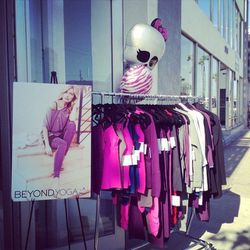 """A sneak peek at Beyond Yoga's holiday 2014 collection! Want to save on your next purchase? Use code """"RACKEDFC"""" to score <b>20% off</b> your order at <a href=""""http://www.beyondyoga.com"""">Beyond Yoga</a> (excludes gift cards an sale items, expires November 3"""
