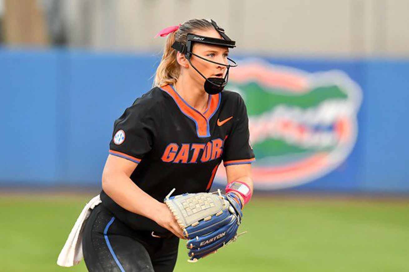 Chomping at Bits: Gator softball dominates in home opening win
