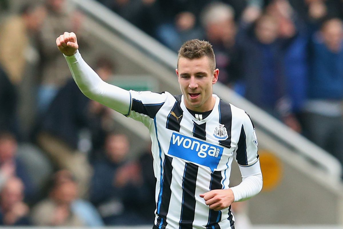 Paul Dummett scored a big goal for Newcastle
