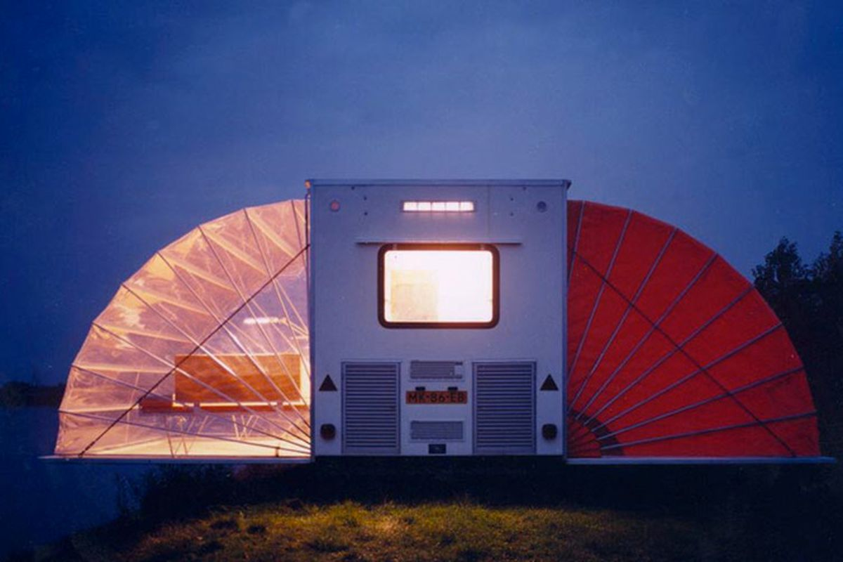 """All photos via <a href=""""http://www.outsideonline.com/outdoor-gear/gear-shed/shelter/The-Worlds-Coolest-Forgotten-Camper.html?utm_campaign=rss&amp;utm_source=feedly&amp;utm_reader=feedly&amp;utm_medium=xmlfeed"""">Outside</a>"""