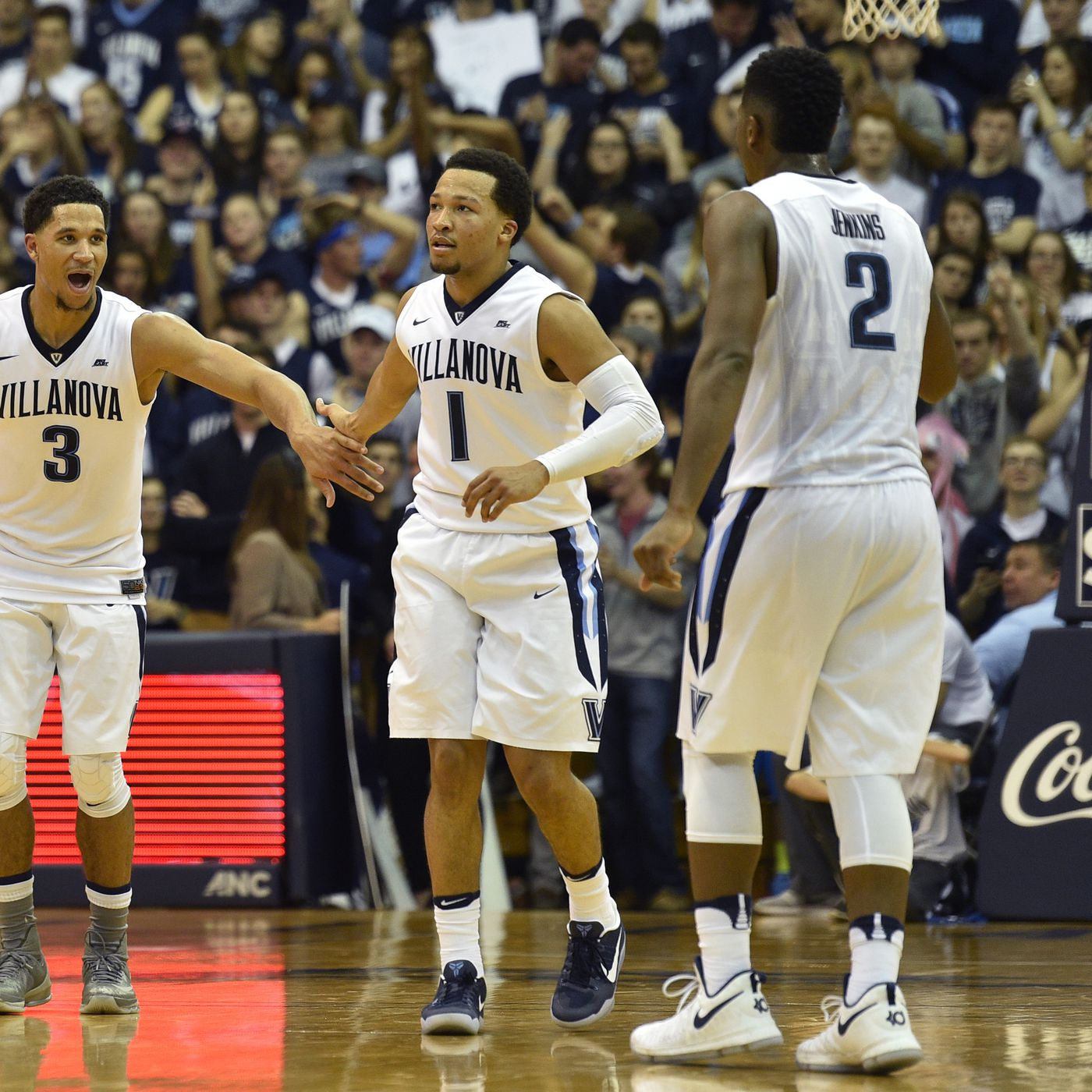 2016 Big East Coast Bias power rankings: WEEK FOUR EDITION