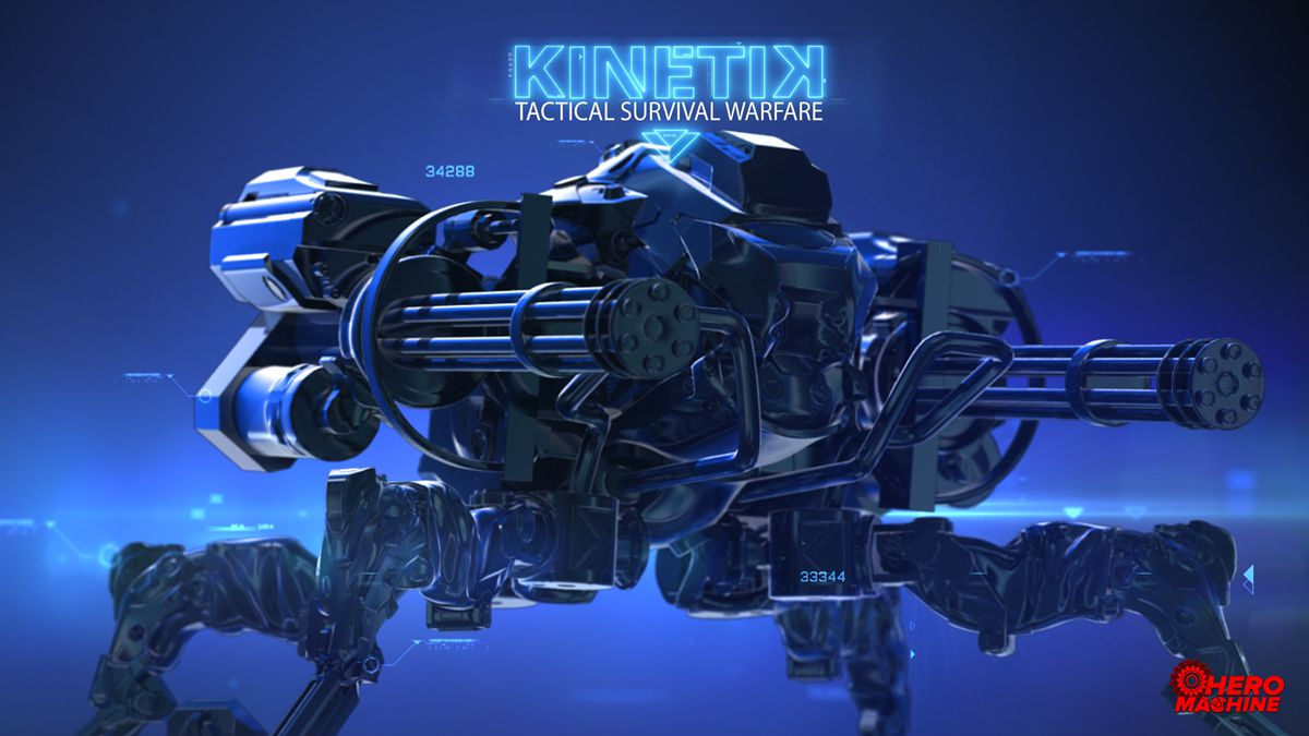 Kinetik - War Hog art 1920