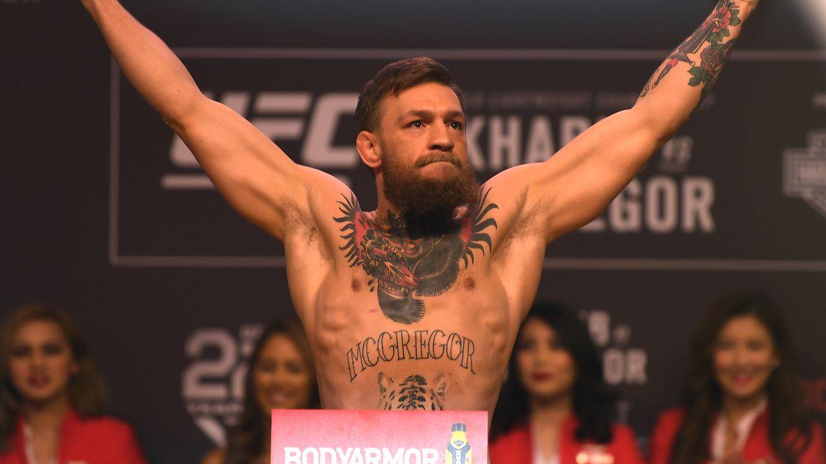 MMA: UFC 229 - Weigh Ins